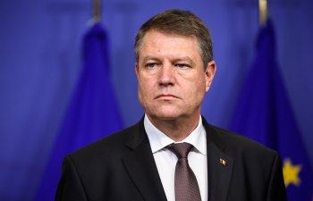 Iohannis:Situatia din proximitatea Romaniei ne cere sa solicitam sprijin din partea aliatilor nostri