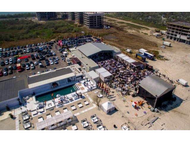 30.000 de turiști au petrecut minivacanța de 1 mai pe litoral