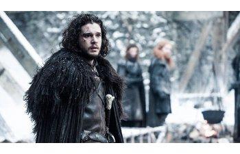 "Numele ""Jon Snow"", interzis pe platourile de filmare ""Game of Thrones"""