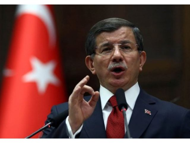 Premierul Turciei anunta ca va demisiona