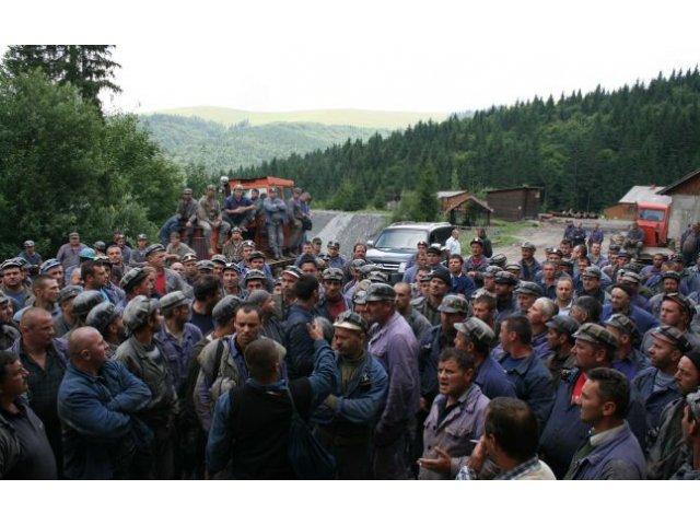 Compania Nationala a Uraniului a decis sa inchida temporar mina Crucea-Botusana