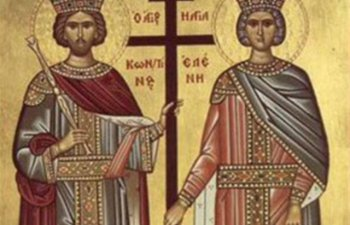 Ziua in care nu se munceste! Traditii si superstitii de Sfintii Imparati Constantin si Elena