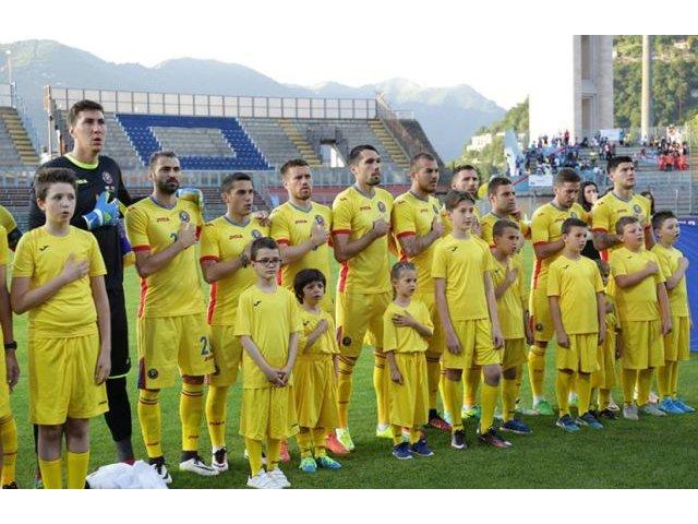 Romania-RD Congo, scor 1-1, in primul amical inainte de Euro 2016