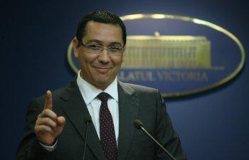 Ponta, catre Gorghiu: Cum sa il suspend eu pe Iohannis? Nici nu-l gasesc la Cotroceni
