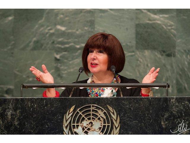 [INTERVIU] Simona Miculescu, ONU: Romania este un actor important in Balcani
