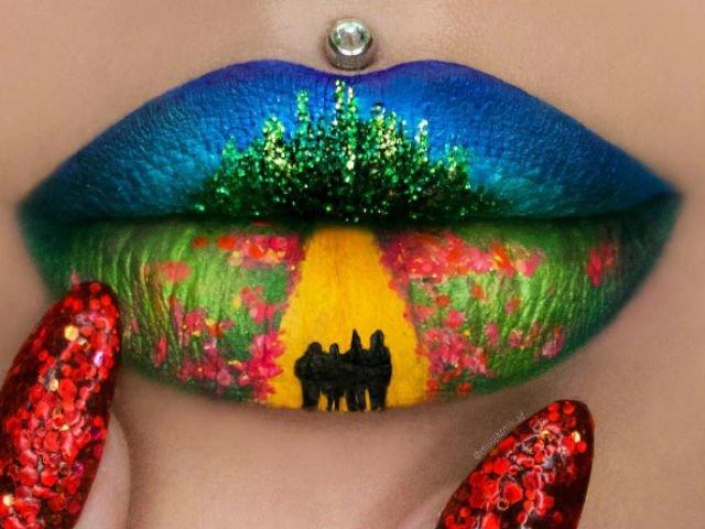 [FOTO] Arta pe buze: modelele care te vor lasa cu gura cascata