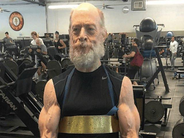 [FOTO] Transformare uluitoare. Uite cum arata J.K Simmons la 61 de ani