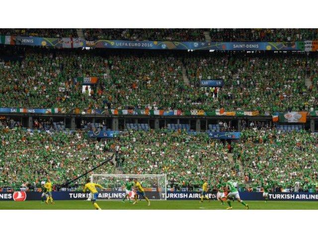 EURO 2016: Irlanda - Suedia 1-1. Ibrahimovici nu a marcat, dar a contribuit decisiv la egal