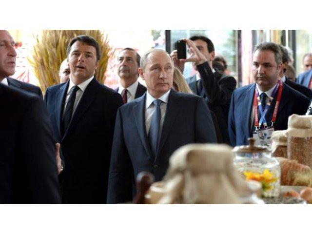 Italia reia afacerile cu Rusia