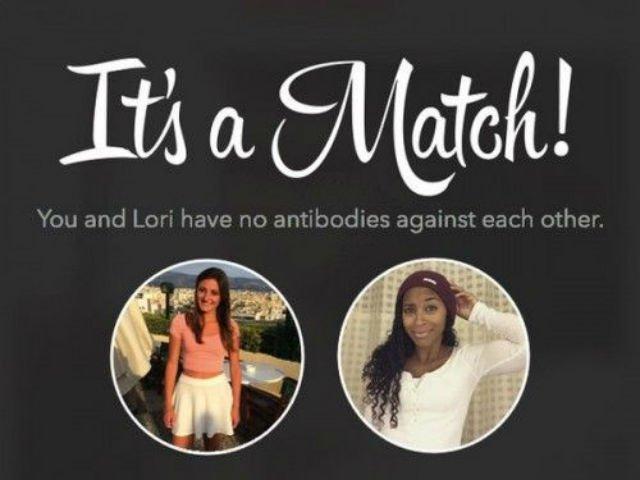 [VIDEO] Povestea incredibila a tinerei care si-a gasit donatorul pe Tinder