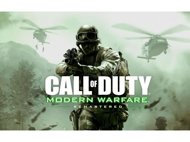 Imaginile din Call of Duty: Modern Warfare Remastered care va vor aduce nostalgie