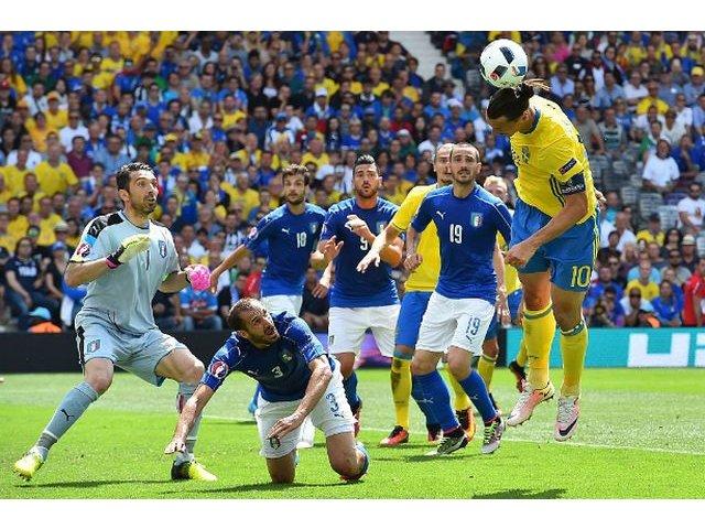 Italia - Suedia 1-0, cu gol in minutul 88. Squadra Azzurra s-a calificat in optimi!