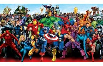 Cum aratau supereroii nostri preferati in trecut fata de prezent