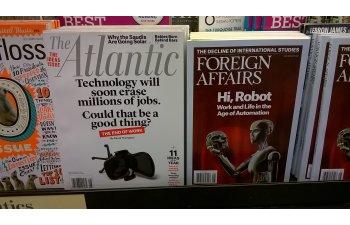 "Surpriza din presa internationala: Revista Foreign Affairs le spune britanicilor ""Va rugam, plecati"""