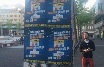 Campanie xenofoba in Olanda la adresa Romaniei