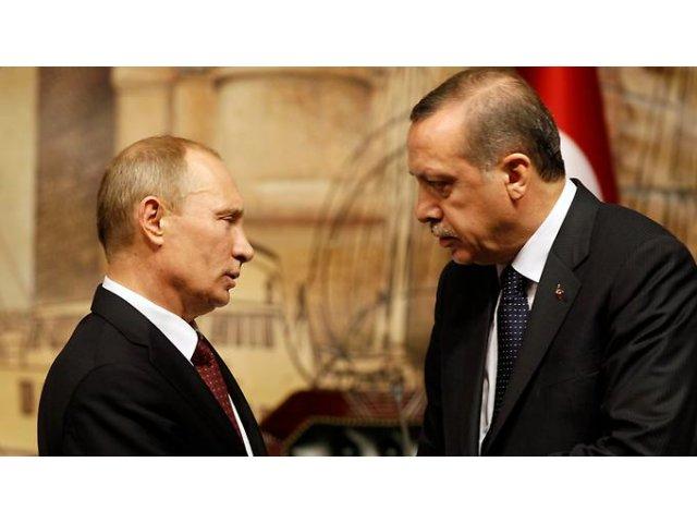 Erdogan si-a cerut scuze Rusiei printr-o scrisoare adresata lui Putin
