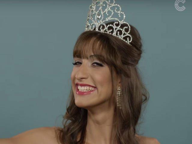 [VIDEO] 100 de ani de frumusete feminina in Puerto Rico, intr-un minut