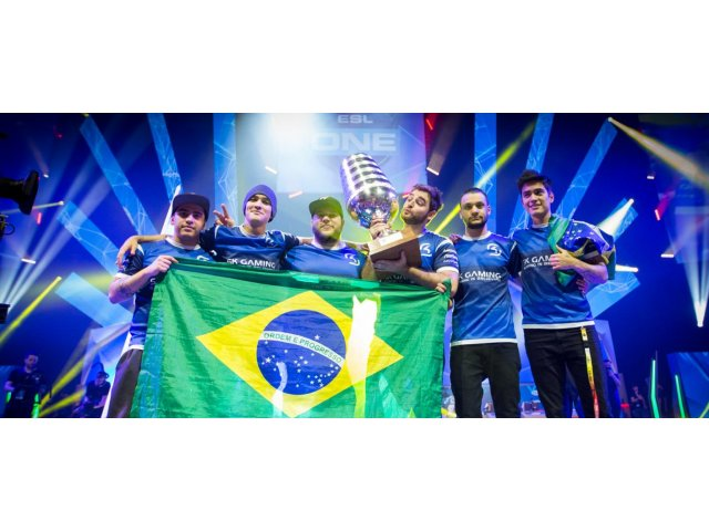 SK Gaming duc trofeul ESL One Cologne in Brazilia