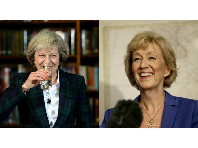 Doua femei se lupta sa fie premier al Marii Britanii. Atacurile josnice nu lipsesc - au fost adusi in discutie copiii