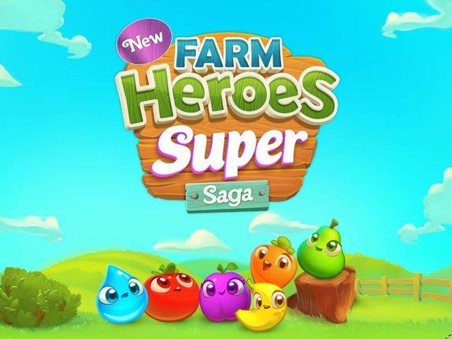 Studioul King a lansat Farm Heroes Super Saga, joc la care a contribuit si hub-ul din Romania