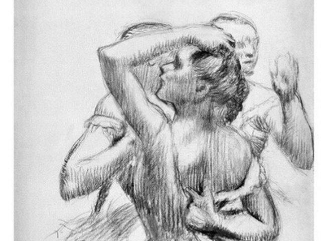 Un desen furat de nazisti in 1940, semnat Edgar Degas, s-a vandut la licitatie cu peste 460.000 de euro