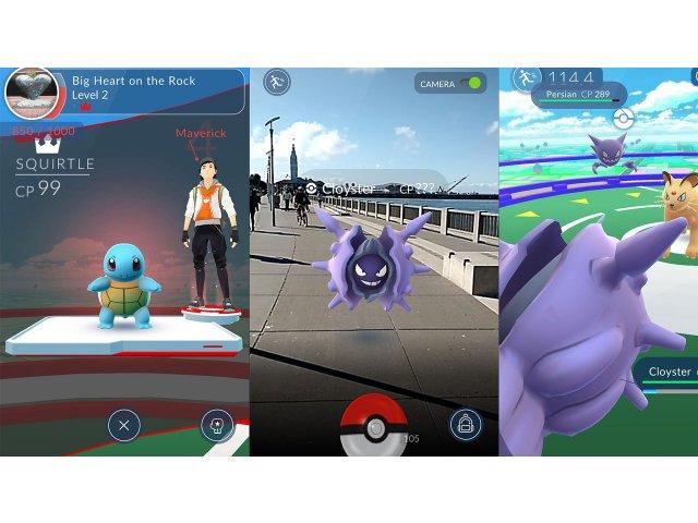 Pokemon Go este jocul momentului. Aplicatia a depasit Whatsapp si Instagram