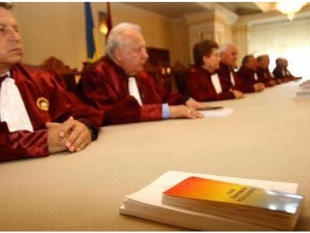 [UPDATE] Au depus juramantul! Cine sunt cei trei noi judecatori ai CCR