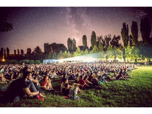 Marele Picnic ShortsUP, editia 3: un weekend cu film si muzica sub cerul liber la Gradina Botanica
