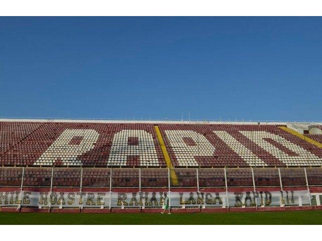 Curtea de Apel a amanat pentru 24 august judecarea cererii FC Rapid de suspendare a executarii silite
