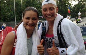 Monica Niculescu a castigat proba de dublu la turneul de la Washington