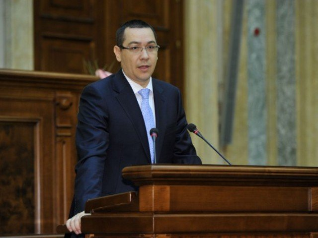 Ponta, atac la adresa liberalilor: Eu v-am spus de mult timp ca noul PNL este de fapt PCUS