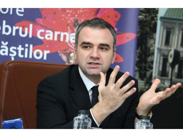 Liderul PNL Iasi, Marius Bodea, si-a dat demisia la trei saptamani dupa ce a fost numit in functie