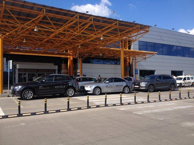AUDI este partenerul oficial de mobilitate al UNTOLD