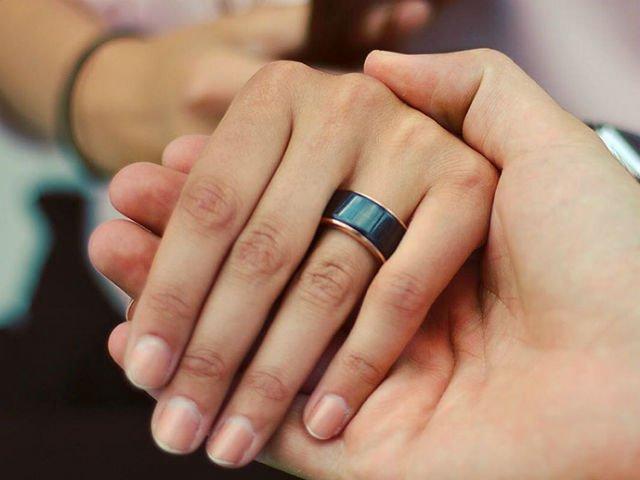 [FOTO] Inelul care iti permite sa simti bataile inimii persoanei iubite in timp real
