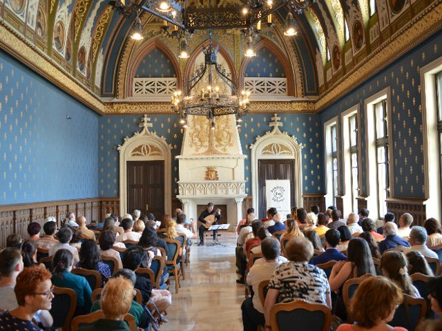 "Turneul Muzica in ""Palatele Romaniei"", la final"