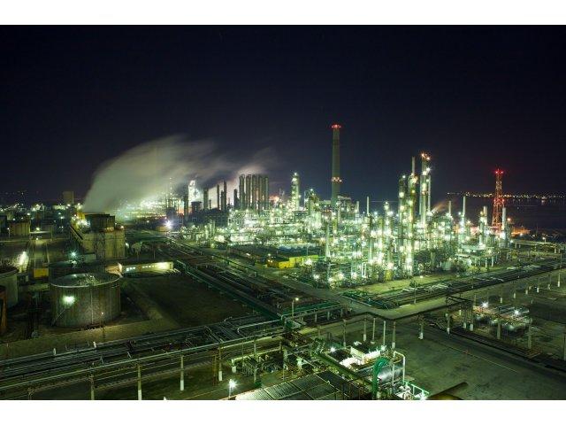 Inspectia Muncii a demarat o ancheta pentru a stabili cauzele incendiului de la rafinaria Petromidia Navodari