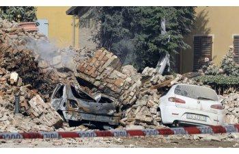 Cutremur devastator in Italia: Cel putin 22 de morti si peste 100 de raniti