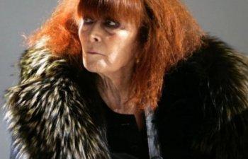 "Doliu in lumea modei! Celebra creatoare Sonia Rykiel, supranumita ""Regina tricotajelor"", a murit"