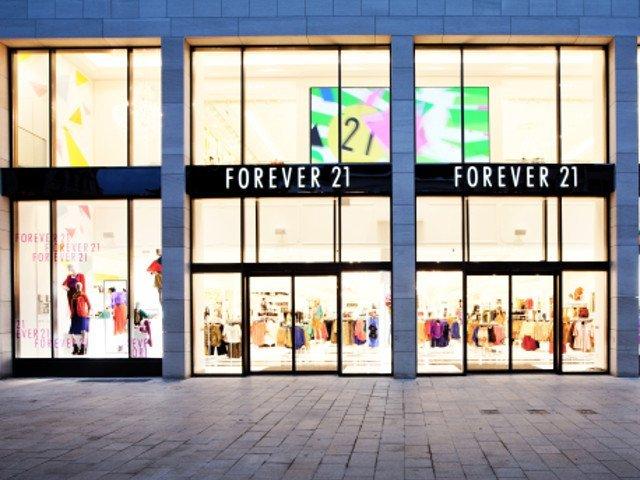 Forever 21 surprinde orasul Bucuresti