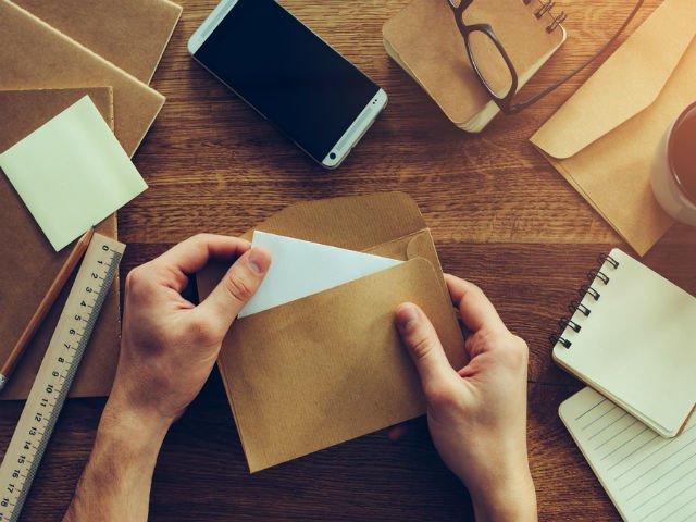 [FOTO] Nu isi amintea adresa. Uite ce a facut pentru a se asigura ca scrisoarea ajunge unde trebuie