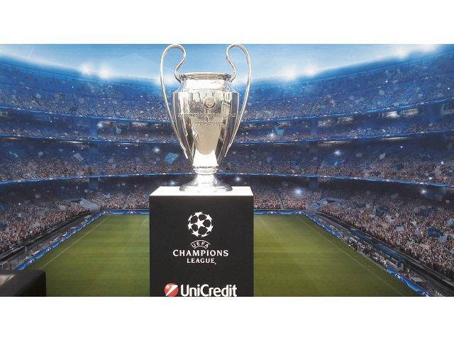 Bucurestenii se vor putea fotografia cu trofeul Ligii Campionilor in acest week-end