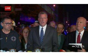New York: Al doilea dispozitiv exploziv a fost improvizat dintr-o oala sub presiune