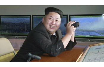 Coreea de Nord a anuntat ca a testat cu succes un nou motor de racheta