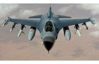 Avioanele F16 ale Romaniei, in actiune