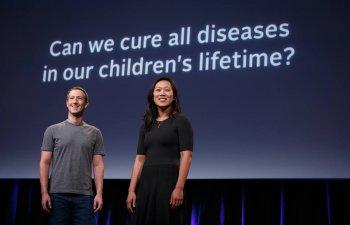Fondatorul Facebook Mark Zuckerberg doneaza trei miliarde de dolari pentru vindecarea bolilor