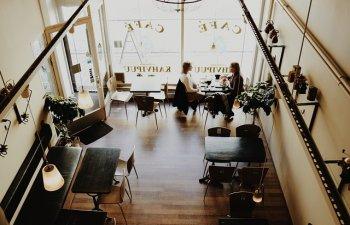 Impozite mari pentru restaurantele mici