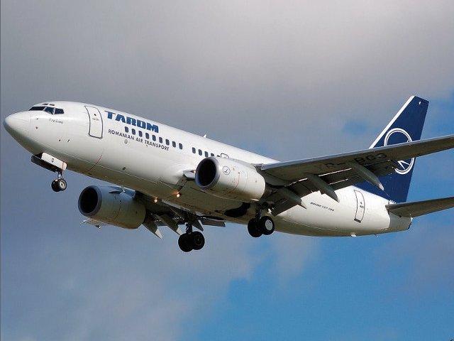 [Update] Un avion TAROM s-a intors pe Aeroportul Otopeni din cauza unei probleme tehnice