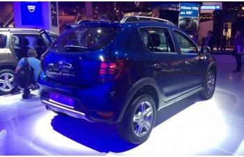 Inmatricularile de autoturisme noi Dacia in Franta au crescut cu 14% in primele noua luni