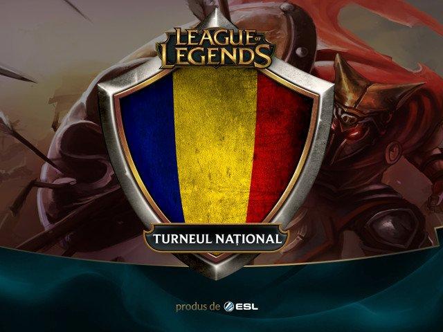 Riot Games si ESL organizeaza primul mare turneu national de League of Legends din Romania
