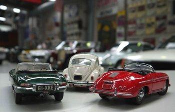 Top zece cele mai frumoase si interesante masini clasice